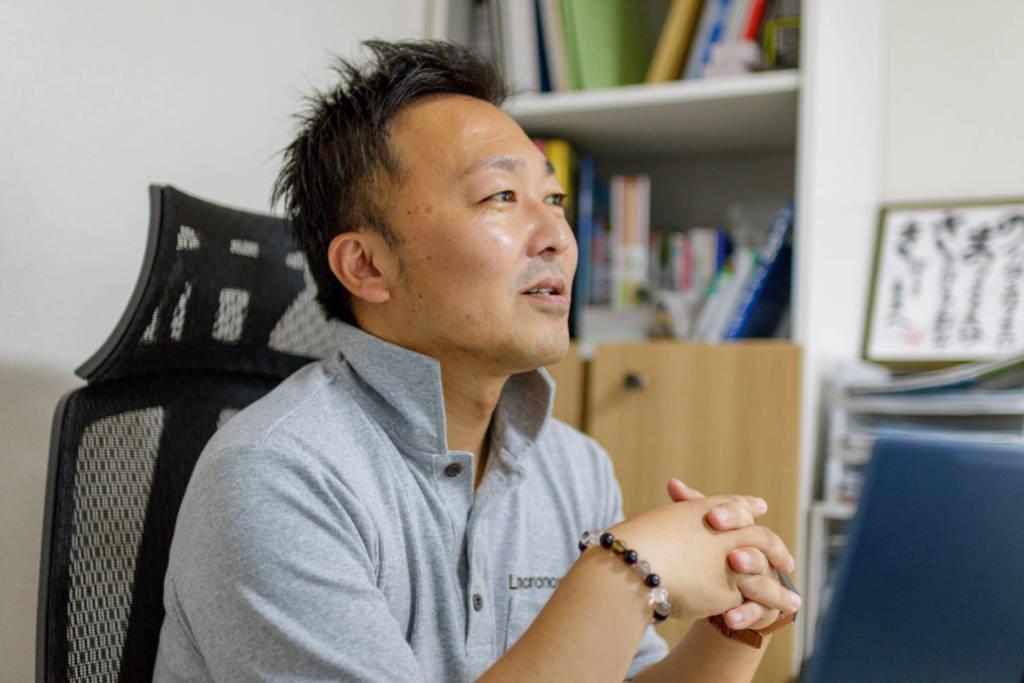 代表取締役 長野雅樹